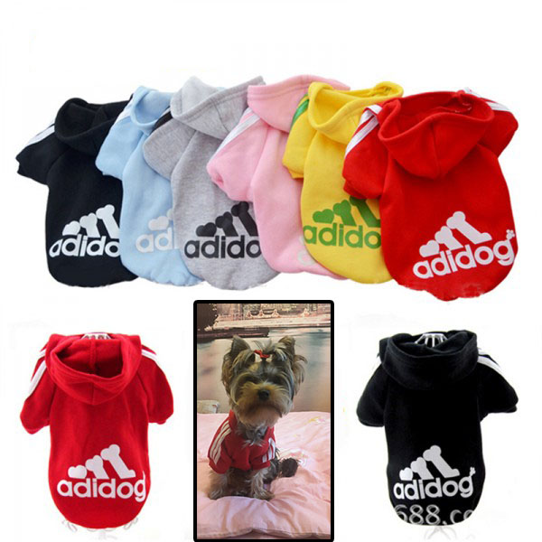 Dog Clothes Pets Free Shipping Worldwide