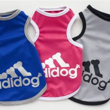 """Adorable, comfy, hot """"Adidog"""" (Adidas) Yorkie shirt in different colors"""