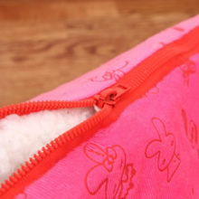 Colorful, pretty dog carrier / travel bag / 2 Colors