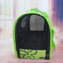 Vibrant, portable dog flight case / carrier