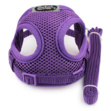 Soft, breathable puppy harness / vest (available in 7 colors)