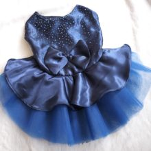 Fashionable Wedding / Party Lace Skirt Puppy Dress