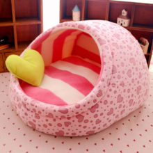Soft Winter Foldable Dog Bed / 6 Colors