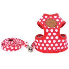 Dots multicolor Yorkies Harness